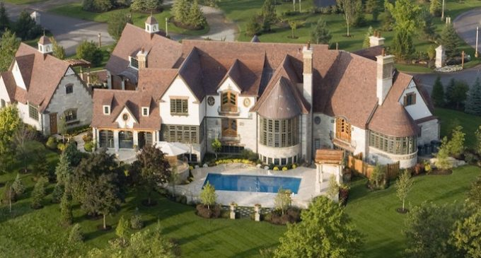 7,140 Sq. Ft. South Barrington, IL Mansion Featured On MTV Cribs Yours For $4.499-Million (PHOTOS & VIDEO)