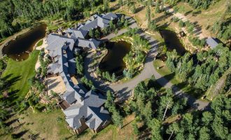 'Aspen Grove Ranch' – 10 Bed / 19 Bath 24,400 Sq. Ft. Lodge On 350-Acres in Kremmling, CO For $28.5-Million (PHOTOS)