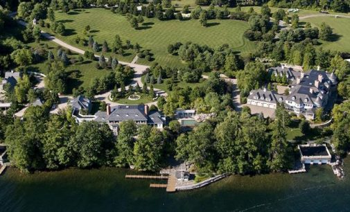 63,000 Sq. Ft. 12 Bed / 26 Bath New Hampshire Dream Estate Reduce to $19.8M, Prev. $49M (PHOTOS & VIDEO)