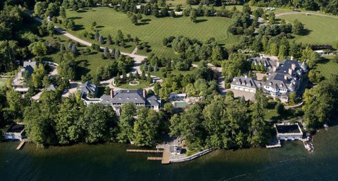 63,000 Sq. Ft. 12 Bed / 26 Bath New Hampshire Dream Estate Reduce to $19.8M, Prev. $49M (PHOTOS & VIDEO)