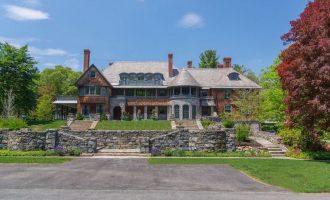 Renovated c.1905 14,000 Sq. Ft. Shingle-Style New England Manor Asks $4.995-Million (PHOTOS)