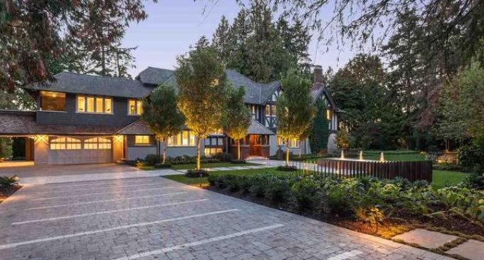 Vancouver's Top 6 Most Expensive Properties Collectively Priced At Over $186-Million (PHOTOS)