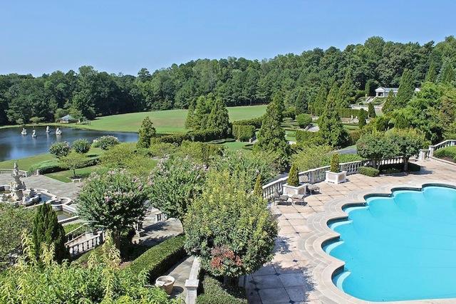 Former 58 Acre Dean Gardens Estate In Johns Creek Ga For