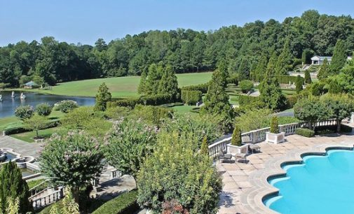 Former 58 Acre Dean Gardens Estate in Johns Creek, GA For Sale (PHOTOS)