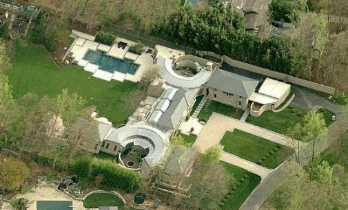 15,000 Sq. Ft. Contemporary Mansion On 2.08-Acres In Potomac, Maryland Yours For $7.995-Million (PHOTOS & VIDEO)