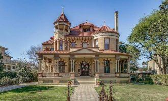 "San Antonio, Texas' Historic c.1891 ""Kalteyer House"" Yours For $2.7-Million (PHOTOS)"