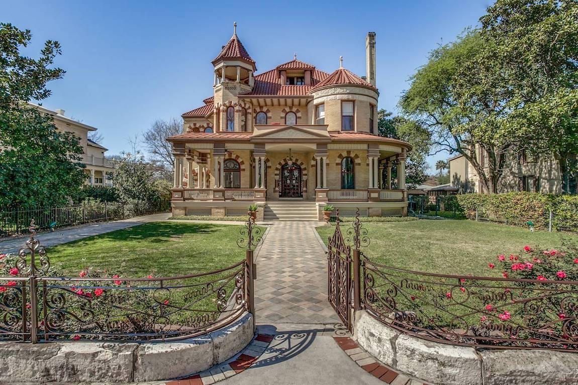 1891 Kalteyer House In San Antonio Texas