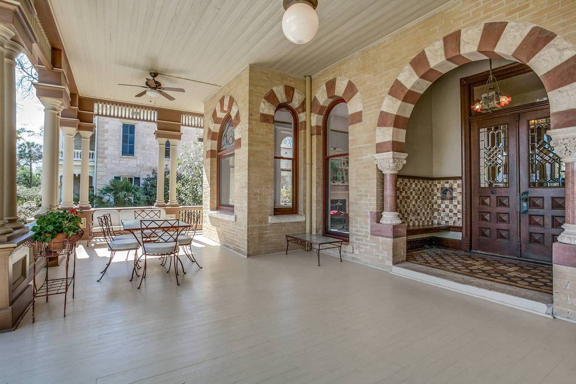 1891 Kalteyer House For Sale In San Antonio Texas