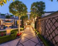 Ornate Newport Beach, CA Villa Adorned With Murals By Francois Bardol Reduced To $7.995-Million (PHOTOS & VIDEO)