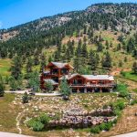 'Timber Kings' Log Mansion in Loveland, CO Once Priced At $10-Million, Reduced To $7.2-Million (PHOTOS & VIDEO)