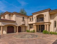 8,200 Sq. Ft. Mediterranean Home Steps From California's Top Ranked High School Selling At Absolute Auction (PHOTOS & VIDEO)