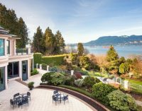 22,000 Sq. Ft. Vancouver Mansion Sets Record With $63-Million List Price (PHOTOS)