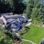 16,000 Sq. Ft. Lighthouse Mansion On 24-Acres With 1000′ Of Puget Sound Waterfront Yours For $20M (PHOTOS & VIDEO)