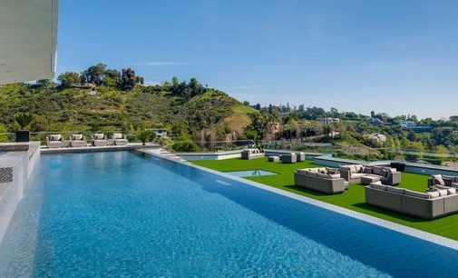 31,000 Sq. Ft. 12 Bed / 24 Bath California Mansion With 5,600 Sq. Ft. Master Suite Lists For $100-Million (PHOTOS & VIDEO)