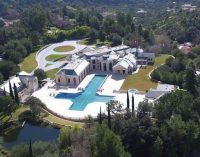 35,000 Sq. Ft. California Mansion Once Priced At $78.8-Million, Reduced To $29.9-Million (PHOTOS & VIDEO)