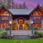 'The Stone House Estate' – A $8.8-Million North Bend, WA Dream Home On 61.8-Acres (PHOTOS & VIDEO)