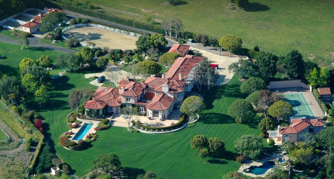 13-Acre Santa Barbara, CA Equestrian Estate Once Priced At $19.2M Selling At Absolute Auction (PHOTOS & VIDEO)
