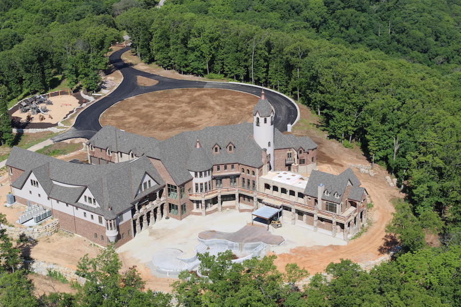 Cole And Heidi Hamels Donate Unfinished 32 000 Sq Ft