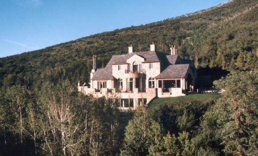 14,000 Sq. Ft. Aspen, CO Manor Once Priced At $19.95-Million, Reduced To $11.995-Million (PHOTOS & VIDEO)