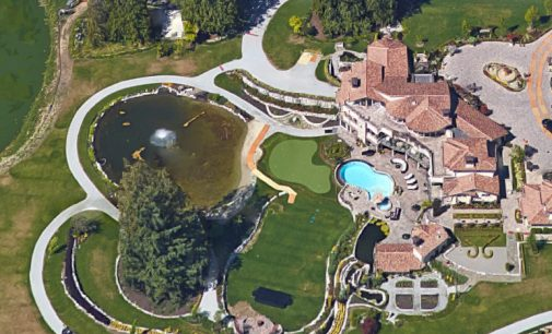 'Villa Di Fonti' – Surrey B.C.'s 72-Acre Dream Property Lists For $26-Million CAD (VIDEO)