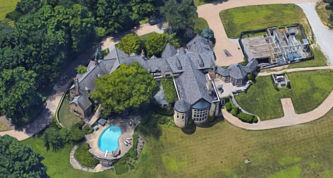 Scott Jones Palatial 28,000 Sq. Ft. Indiana Mansion Reduced to $2.5M (PHOTOS & VIDEO)
