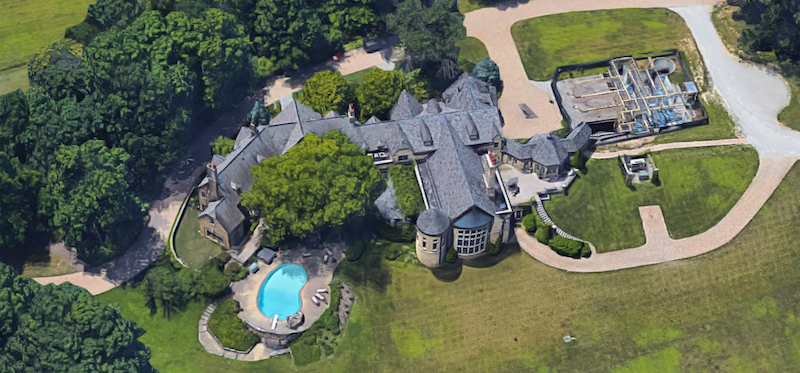 Entire Contents of Scott Jones Palatial 28,000 Sq. Ft. Indiana Mansion Up For Grabs (PHOTOS & VIDEO)