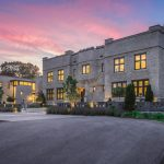 'Minnewoc' – A 16,000 Sq. Ft. c.1892 Manor On 7.2-Acres With 800′ Of Lakefront for $10.5-Million (PHOTOS & VIDEO)
