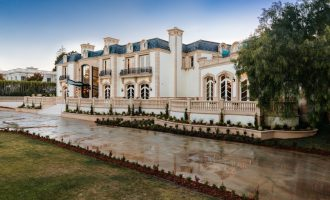 28,000 Sq. Ft. 11 Bed / 18 Bath Beverly Hills, CA Mansion Hits The Market For $80-Million (PHOTOS & VIDEO)