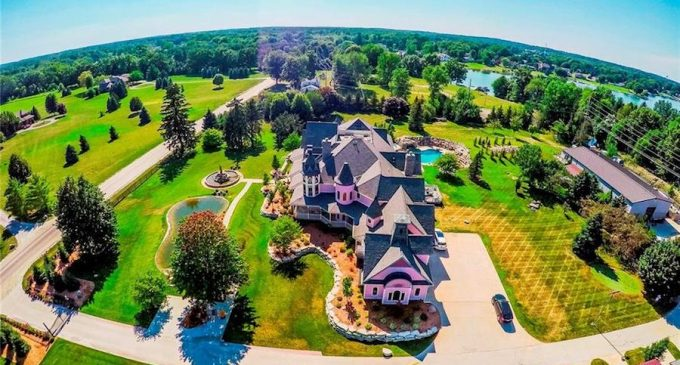 15,000 Sq. Ft. Victorian Mansion Featured On MTV Teen Cribs Lists For $2.9-Million In Hartland Township, MI (PHOTOS & VIDEO)
