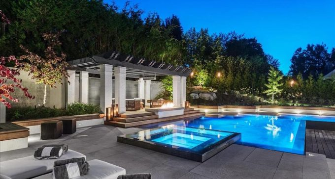 11,000 Sq. Ft. 6 Bed / 10 Bath Shaughnessy Mansion Lists For $34.8-Million (PHOTOS)