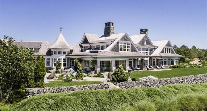 'The Bird House' – A 9,700 Sq. Ft. Dream Home In Newport, RI Yours For $12.5-Million (PHOTOS & VIDEO)