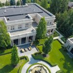 16,000 Sq. Ft. Oakville, ON Manor With Indoor Pool Yours For $17.9-Million (PHOTOS & VIDEO)