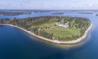 'Kaulbach Island' – A 57-Acre Paradise on Nova Scotia's Bluenose Coast for $7-Million (PHOTOS)