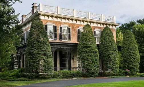 Louisville, KY's Historic c.1854 Sunnyside Home Reduced to $1.95M, Prev. $2.65M (PHOTOS)