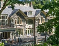 18,000 Sq. Ft. NY Manor On 2.83-Acres With Hudson River Views Lists For $12.995-Million (PHOTOS)