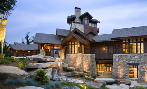 20,000 Sq. Ft. Post & Beam Dream Home By Norris Architecture (PHOTOS)