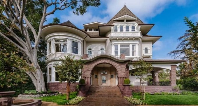 Before & After: c.1902 L.A. Manor Originally Designed by John C. Austin Transformed in Complete Renovation, Reduced to $7.9M (PHOTOS)