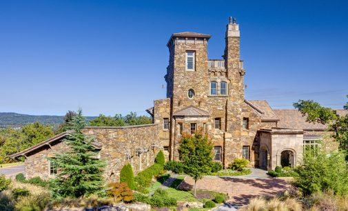 Arkansas's Stately Dromborg Castle Reduced to $8.7M, Prev. $15M (PHOTOS & VIDEO)