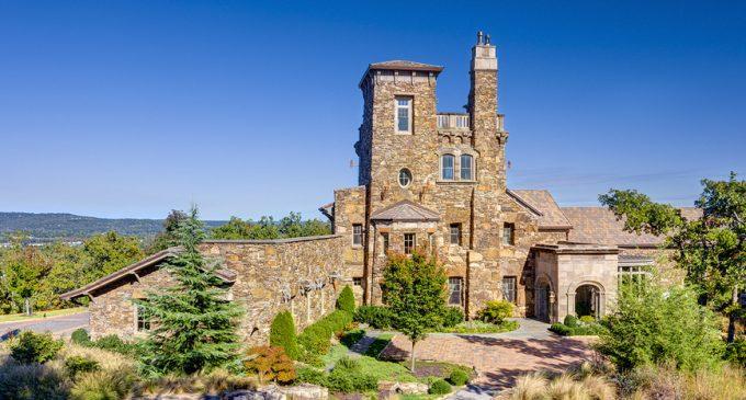Arkansas's Stately Dromborg Castle Reduced to $8.7M, Prev. $15M (PHOTOS & VIDEO)