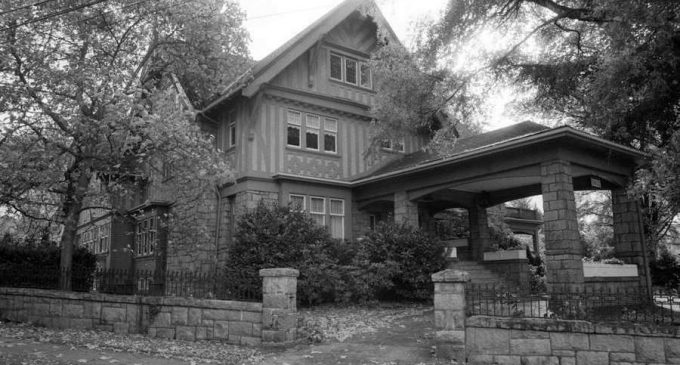 Vancouver's Landmark c.1912 'Hendry House' Lists For $16.998M (PHOTOS)