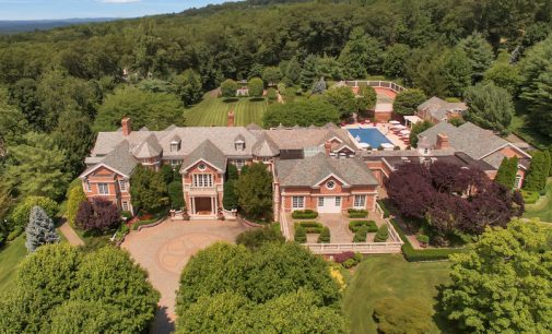 35,000 Sq. Ft. 11 Bed / 18 Bath New Jersey Manor On 8-Acres Lists For $29.995-Million (PHOTOS)