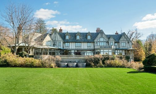 European Inspired English Tudor Manor in Kings Point, NY for $22M (PHOTOS)