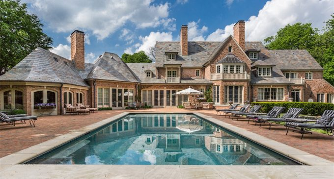 c.1930 20,000 Sq. Ft. Indianapolis, IN Dream Home for $6.95M (PHOTOS & VIDEO)