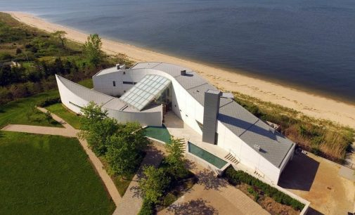 10,000 Sq. Ft. Modern Masterpiece On 2.98-Acres With 300′ Of Sandy Beachfront Reduced to $18.9-Million (PHOTOS & VIDEO)