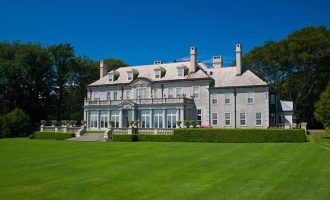 Historic Restoration: Rock Cliff Mansion in Newport, RI by Kirby Perkins Construction (PHOTOS & VIDEO)