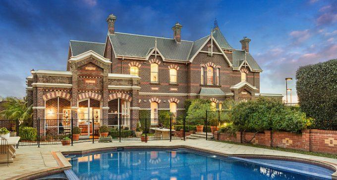 Melbourne, Australia's c.1891 John Beswicke Designed Home Offered For Sale (PHOTOS)