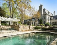 12,000 Sq. Ft. Limestone Manor on 6-Acres in Greenville, SC for $7.5M (PHOTOS)