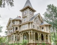c.1876 Victorian Gothic Manor in New Haven, CT Reduced to $495K (PHOTOS)