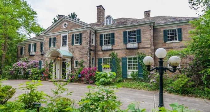 c.1920 Cleveland Heights, OH Manor Designed by Architect Frank Meade Once Priced at $1.5M, Sells for $655K (PHOTOS)