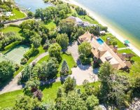 Premier Shingle Style Beach Home with 225′ of Beachfront in Northport, NY Lists for $7.9M (PHOTOS)